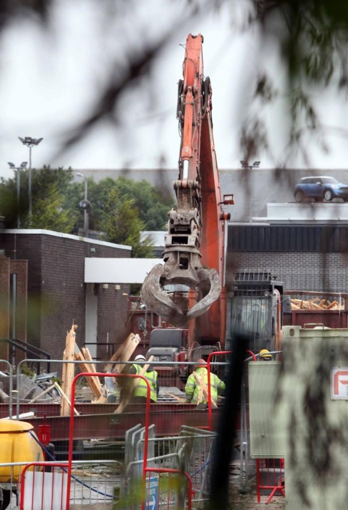 Silverlink Demolition (2)