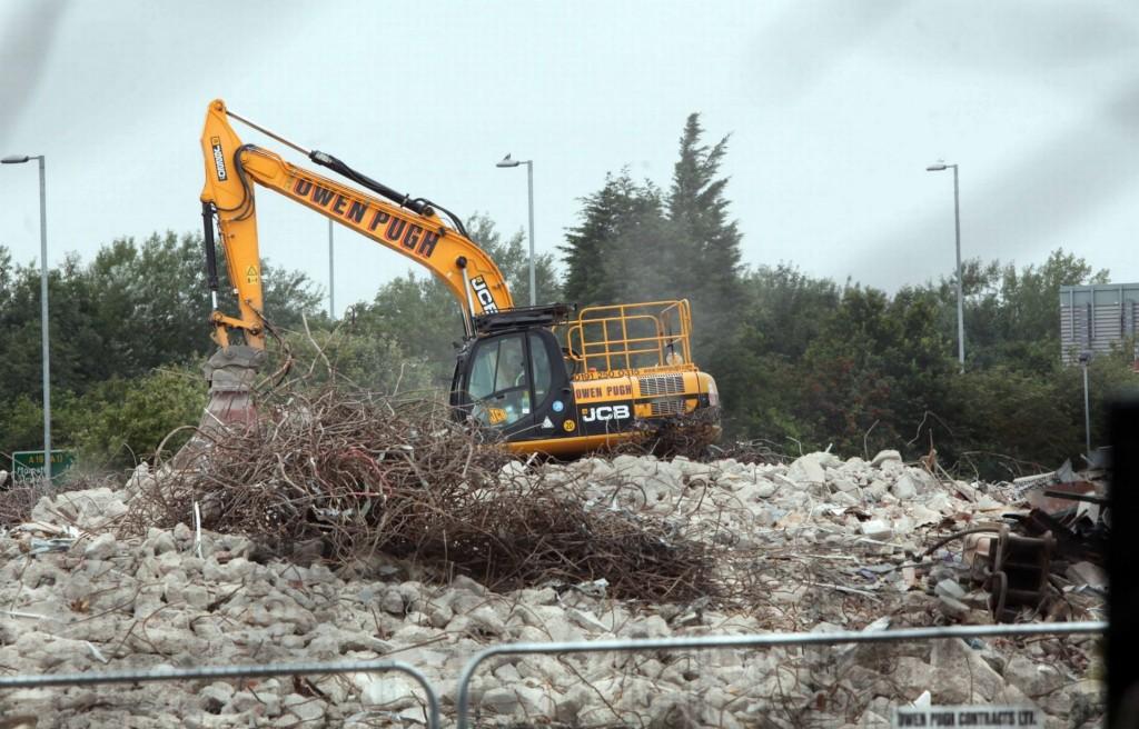 Silverlink Demolition (3)