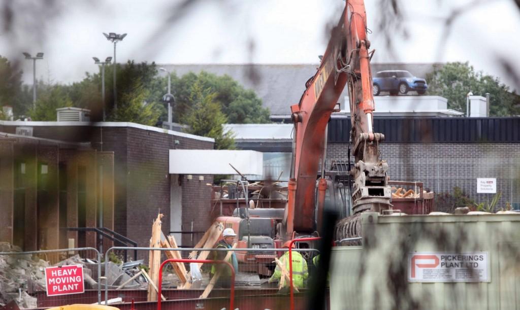 Silverlink Demolition (4)
