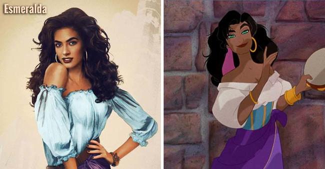 Esmeralda The Hunchback of Notre Dame