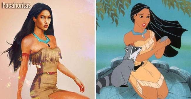 Pocahontas Pocahontas