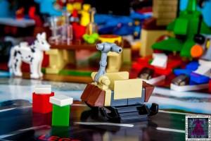 LEGO City Advent Calendar 2015 - Day 23 (1)