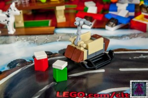 LEGO City Advent Calendar 2015 - Day 23 (2)