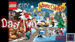 LEGO City Advent Calendar 60024 thumb - Day 02