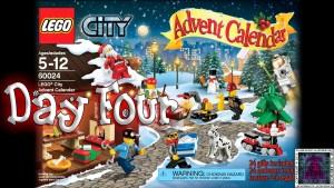 LEGO City Advent Calendar 60024 thumb - Day 04