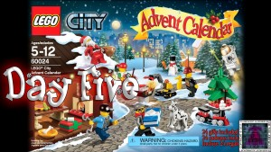 LEGO City Advent Calendar 60024 thumb - Day 05