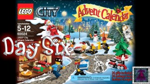 LEGO City Advent Calendar 60024 thumb - Day 06