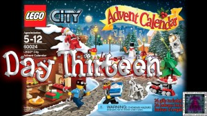 LEGO City Advent Calendar 60024 thumb - Day 13