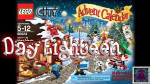 LEGO City Advent Calendar 60024 thumb - Day 18