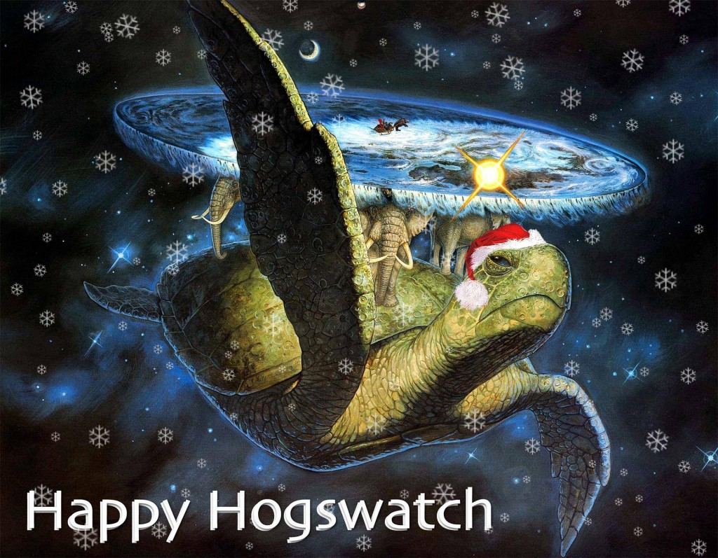 Happy Hogswatch 2015