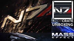 Loot Crate - Mass Effect N7 Limited Edition thumb