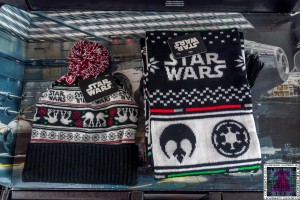 Star Wars Hat and Scarf