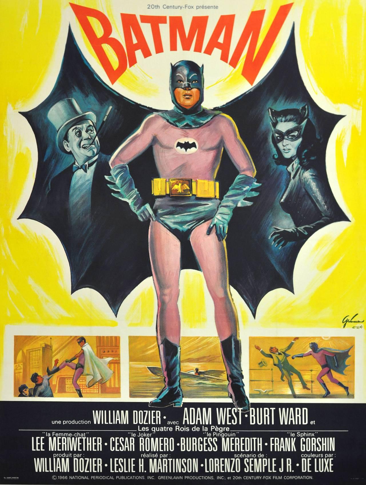 «Имя Бэтмена В Фильме» / 2011