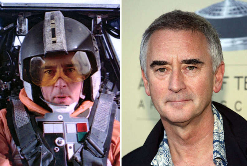 Denis Lawson as Wedge Antilles