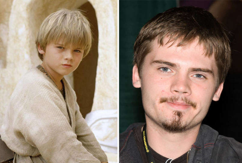 Jake Lloyd as young Anakin Skywalker