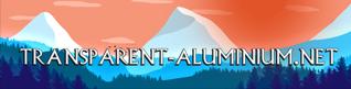 Transparent-Aluminium.net Logo