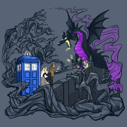 Doctor Who and Aurora