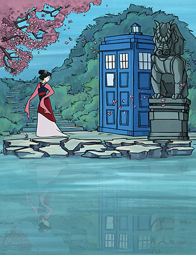 Doctor Who and Mulan