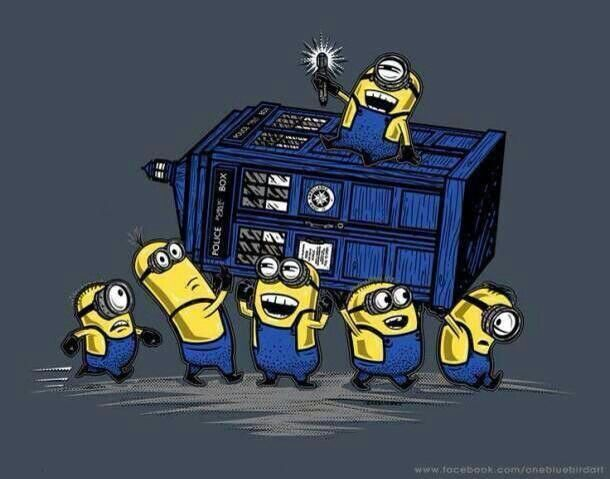 Doctor Who and The Minions