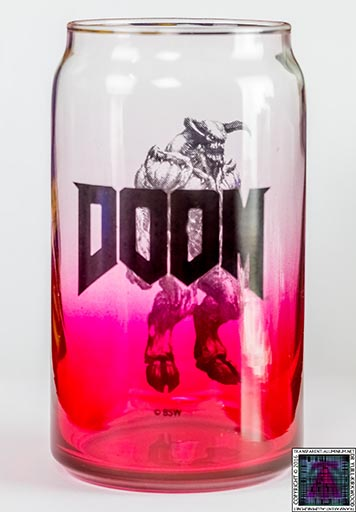 Doom Glass Can