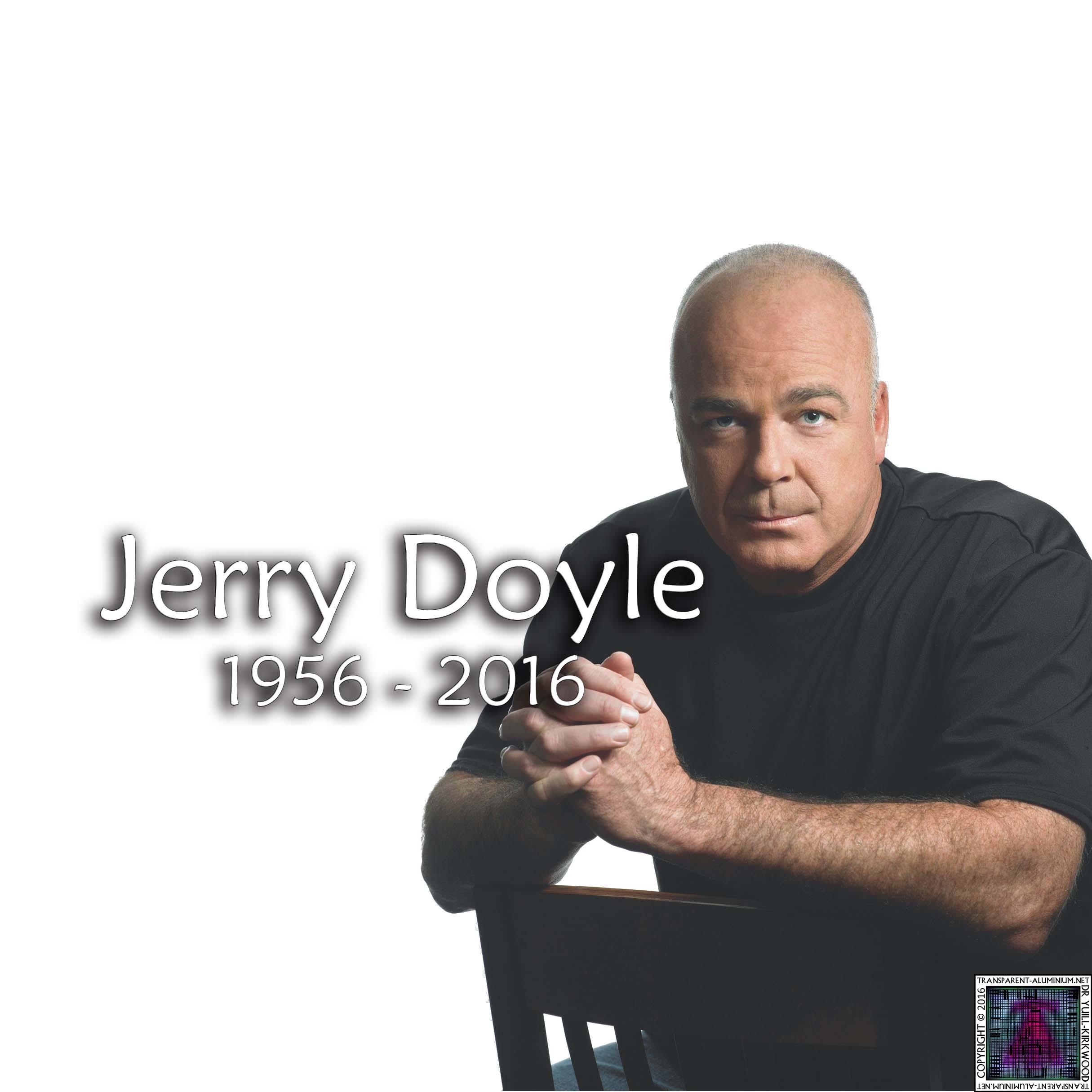 Jerry Doyle 1956-2016 (2)