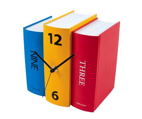 weird-clocks-books
