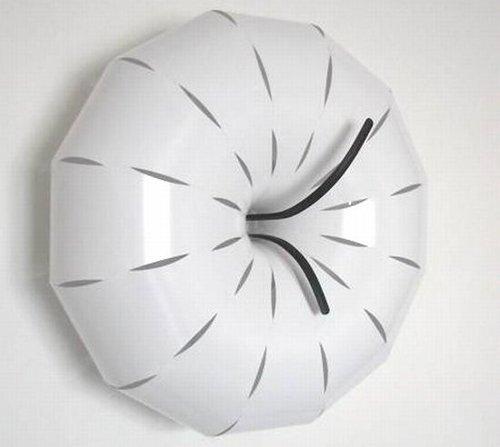 weird-clocks-donut