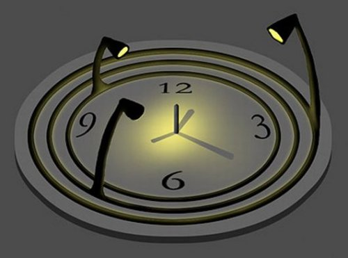 weird-clocks-shadow