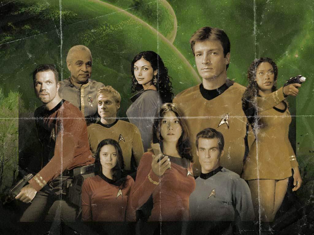 Star Trek Firefly