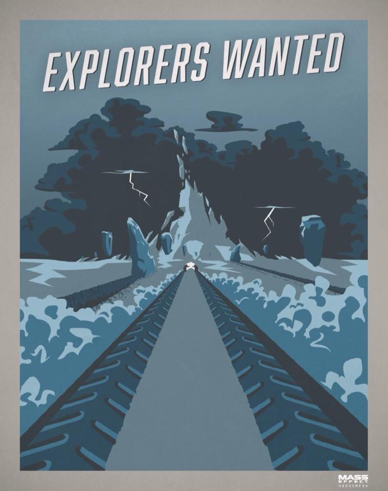 Explorers Wanted