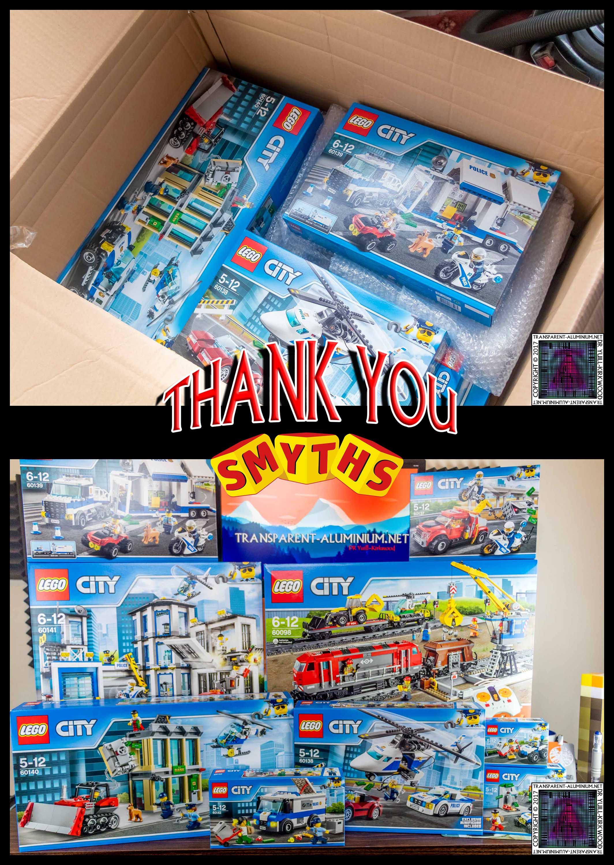 Thank You Smyths Toys