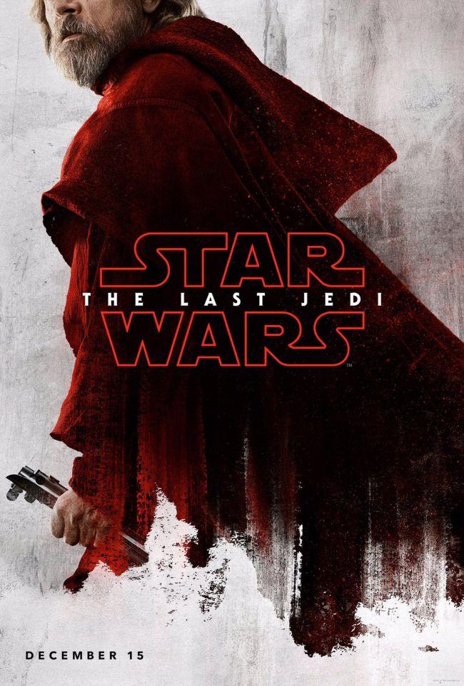 Luke Skywalker (Mark Hamill)