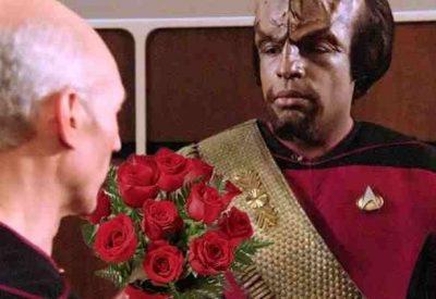 Picture Imp: Worfs Valentine
