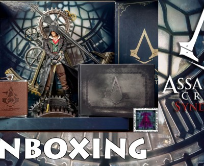 Assassin's Creed Syndicate – Big Ben Collector's Case