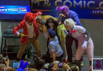 Newcastle Film & Comic-Con 2015 Masquerade