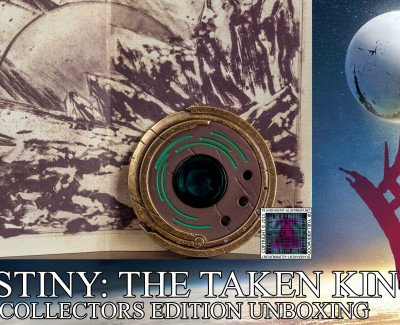 Destiny The Taken King Collector's Edition
