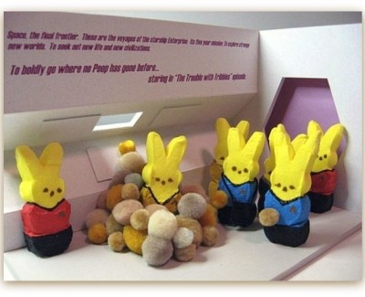 Picture Imp: Easter Tribble Hunt