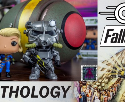 Fallout Anthology Mini Nuke Edition