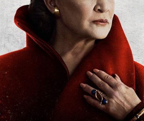 Star Wars The Last Jedi Character Posters Revealed