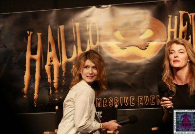 Hallowhedon2 2010 – Saturday: Jewel Staite & Stephanie Romanov