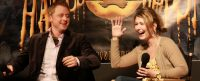 Hallowhedon2 2010 – Sunday: Jewel Staite & Alan Tudyk