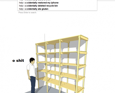 Picture Imp: Help I Accidentally Build A Shelf!