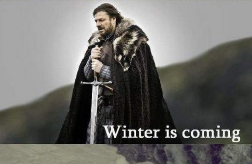 Picture Imp: Winter is Coming