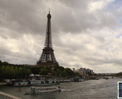 Eiffel Tower – Around Town