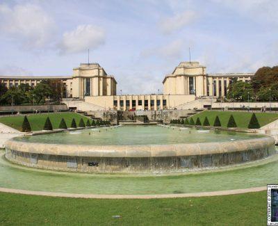 Paris – Jardins Du Trocadero