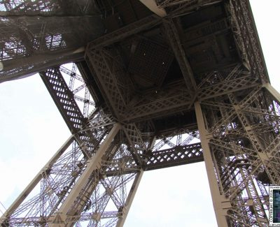 Eiffel Tower – 1st Level