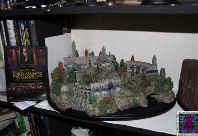 My new Lord Of The Rings collection.
