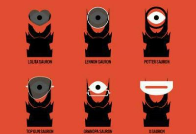 Picture Imp: Sauron One Eyewear Fashion