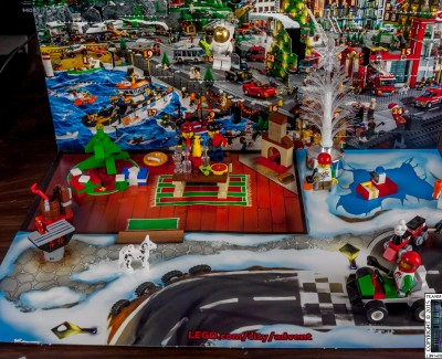 LEGO City Advent Calendar – 60024 Photos