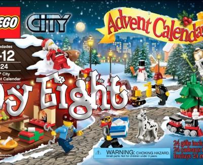 LEGO City Advent Calendar Day 08 – 60024